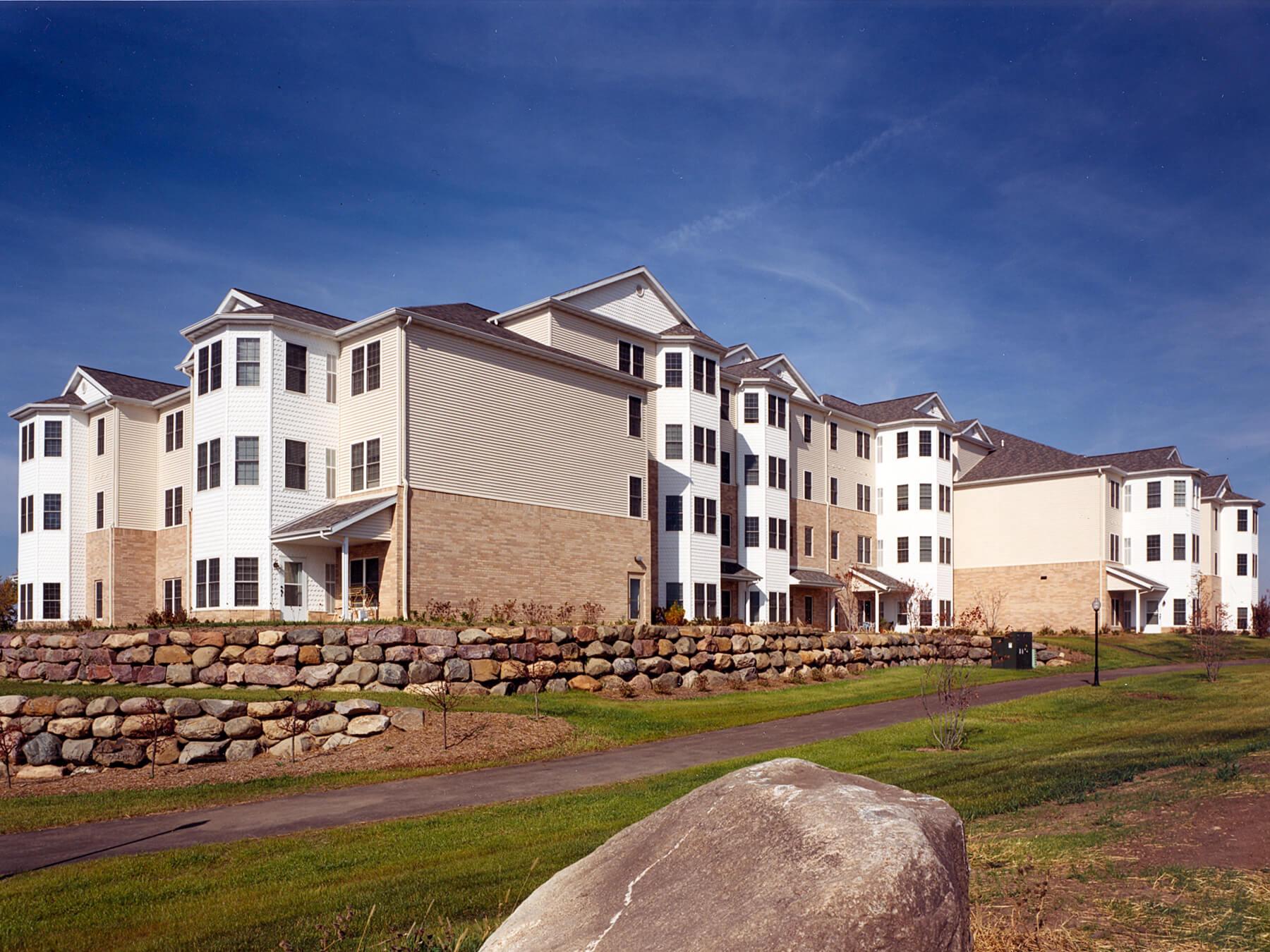 Oakwood Village Prairie Ridge Vogel Bros Building Co