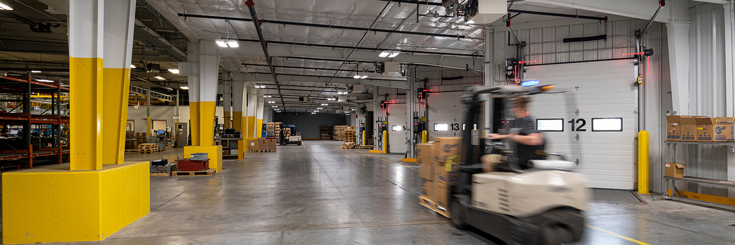 Industrial & Manufacturing Facilities