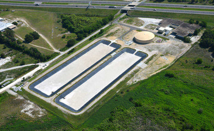 Apopka North Shore Reclaimed WT Facility
