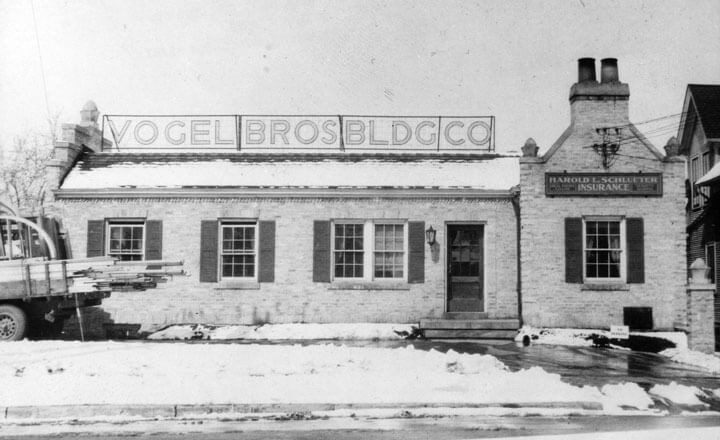 Vogel Bros. History