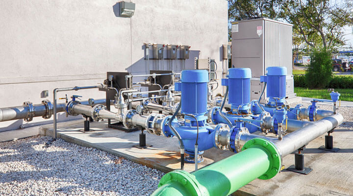 Request Water & Industrial Info