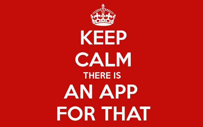 8.28 Theres an App