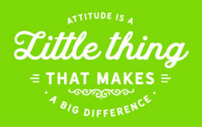 12.5 Attitude